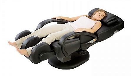 функция растяжки в массажном кресле human touch ht 270