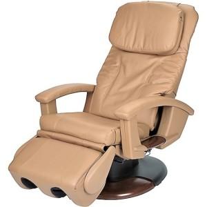 массажное кресло ht 135 human touch бежевого цвета